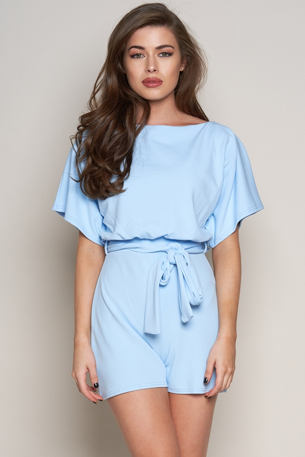 Batwing Playsuit