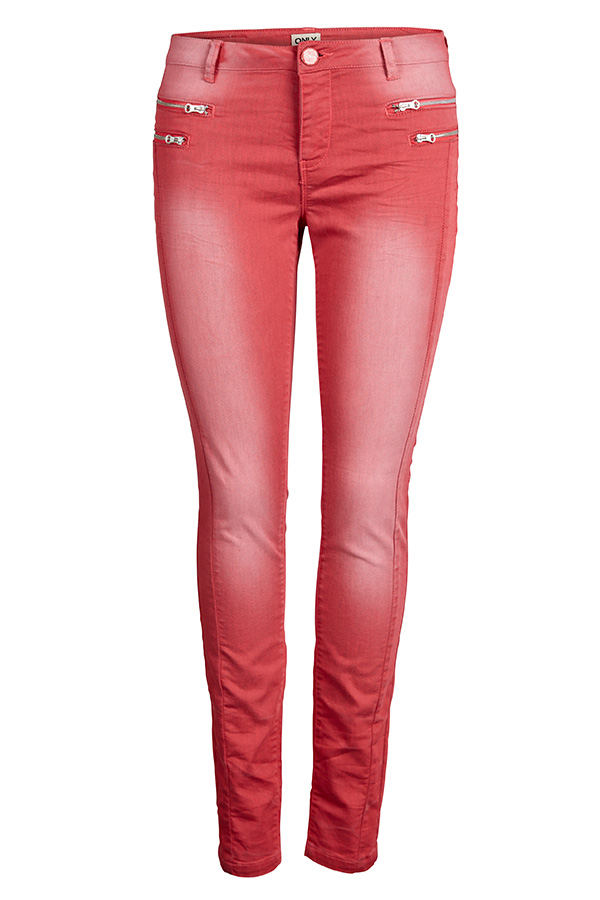 ONLY Coloured Skinny Fit Jeans