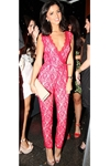 Celebrity Lace Jumpsuit