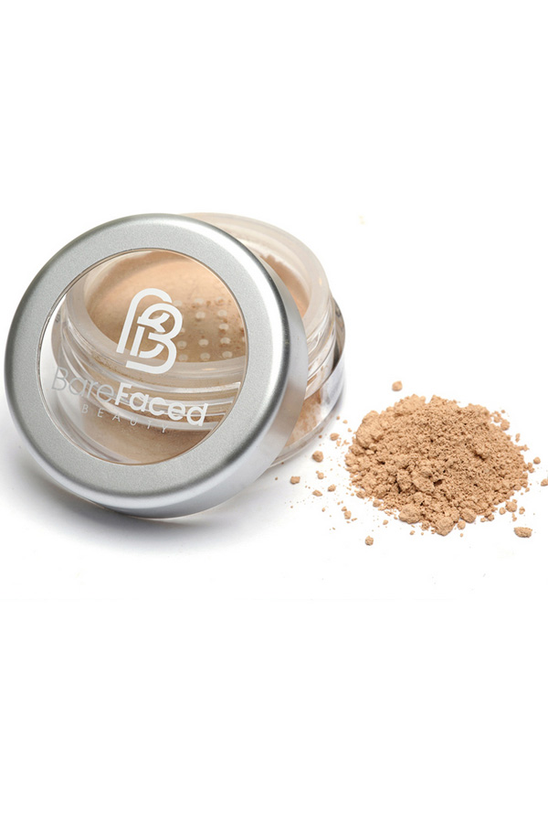 BareFaced Beauty Mineral Foundation