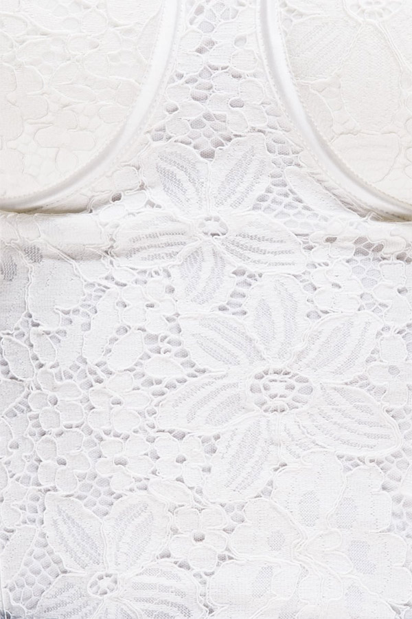 Lace Harness Detail Bralet Top