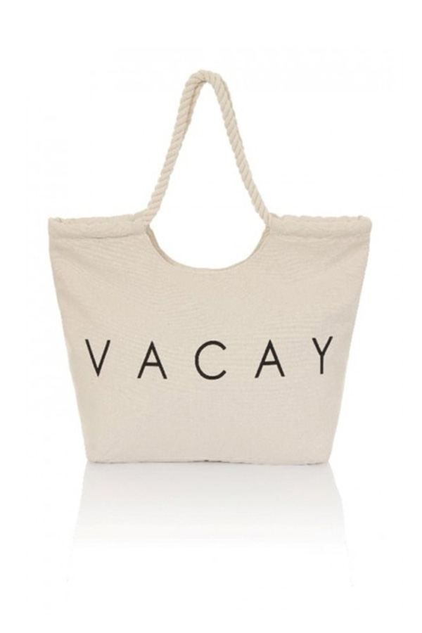 Vacay Beach Bag