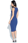 Racer Style Bodycon Dress