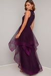 Tulle Dip Hem Dress