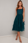 Layered Tulle Dress