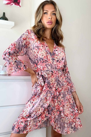 Dream floral dress